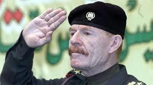 معاون صدام درگذشت