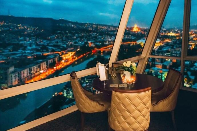 لیست قیمت هتل در گرجستان