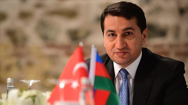 واکنش آذربایجان به اظهارات پاشینیان درباره نبود راهحل دیپلماتیک در قرهباغ