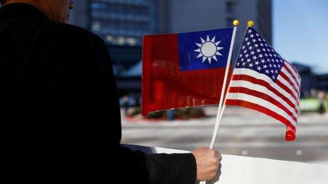 چین: اقدام آمریکا در فروش سلاح به تایوان را تلافی میکنیم