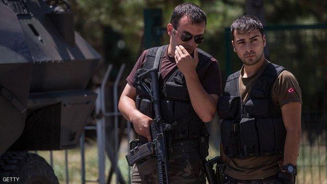 بازداشت 4 سرکرده داعش در عملیات امنیتی ترکیه