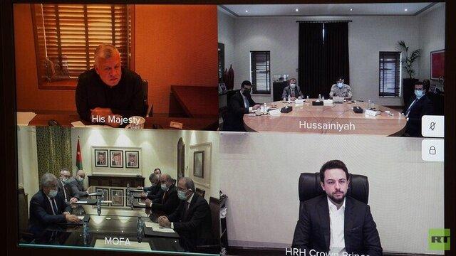 تاکید اردن بر حل سیاسی بحران سوریه در حضور هیئت عالیرتبه روس