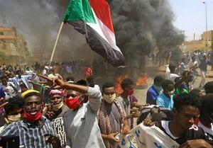 ۷ کشته و زخمی نتیجه مخالفت مردم سودان با رژیم صهیونیستی