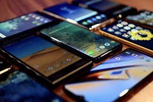 ممنوعیت واردات گوشیهای بالاتر از ۳۰۰ یورو ساخت آمریکا