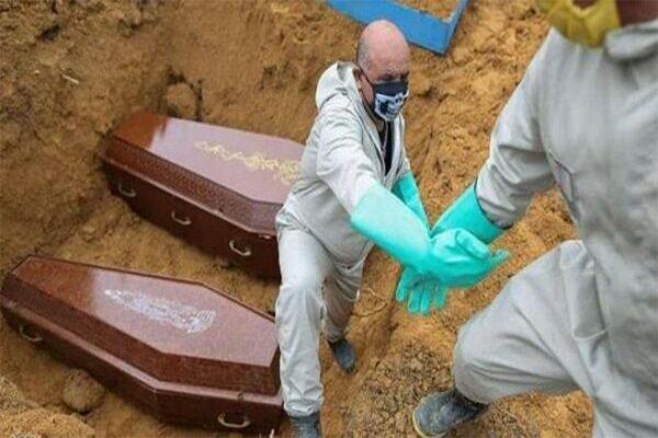 هزار و ۳۱ نفر دیگر بر اثر کرونا در برزیل جان باختند
