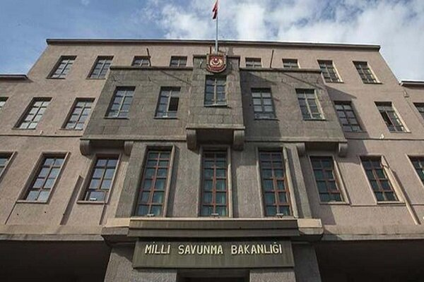وزارت دفاع ترکیه: درباره «اصول کلی» با یونان به تفاهم رسیدیم