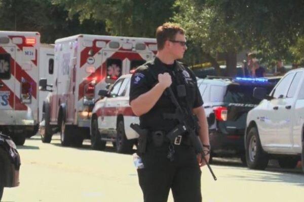 پلیس آمریکا یک جوان سیاه پوست را به ضرب گلوله از پای درآورد