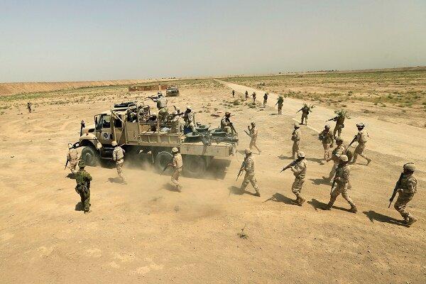 عملیات ضد تروریستی ارتش عراق/ بازداشت ۲ عنصر تکفیری تحت تعقیب