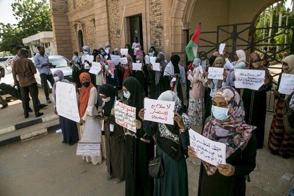 صهیونیستها به فکر منافع اقتصادی و امنیتی خود در سودان هستند