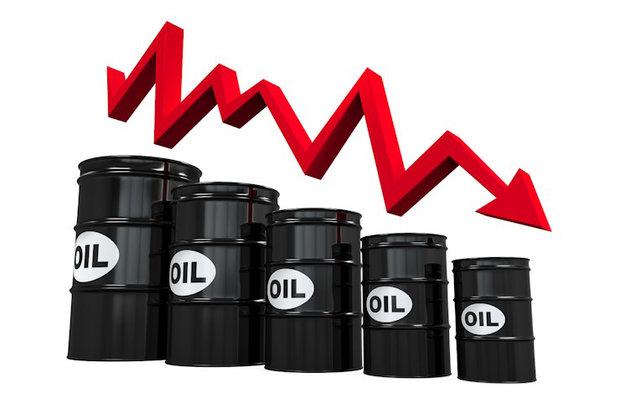 سقوط قیمت نفت به ۵ درصد رسید / نفت برنت ۳۹ دلاری شد