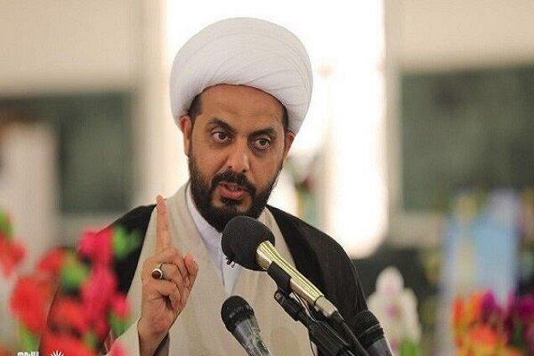 مخالفت عصائب اهل الحق باسیطره سعودی بر عراق به بهانه سرمایه گذاری