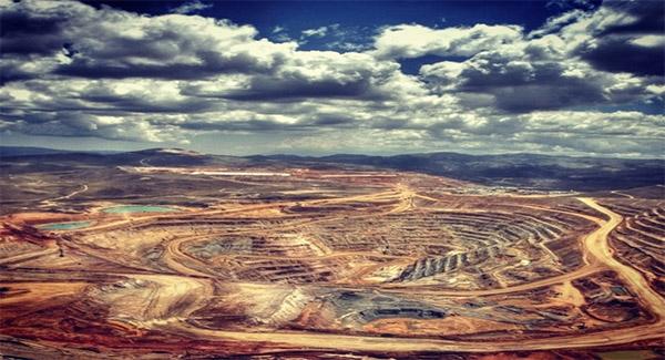 ایران، معدنی به وسعت ۱.۶ میلیون کیلومتر مربع