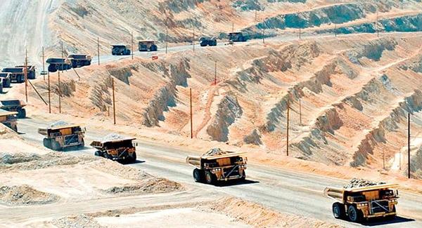 سیستان و بلوچستان ، رنگین کمان معادن کشور