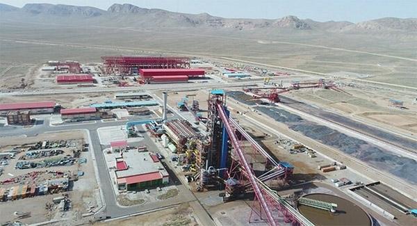 رشد 13 درصدی تولید آهن اسفنجی در فولاد سفیددشت طی 7 ماهه نخست امسال
