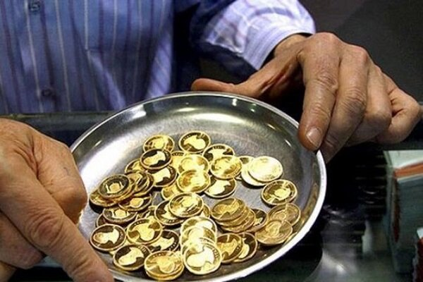 سقوط ۳۵۰ هزاری قیمت سکه