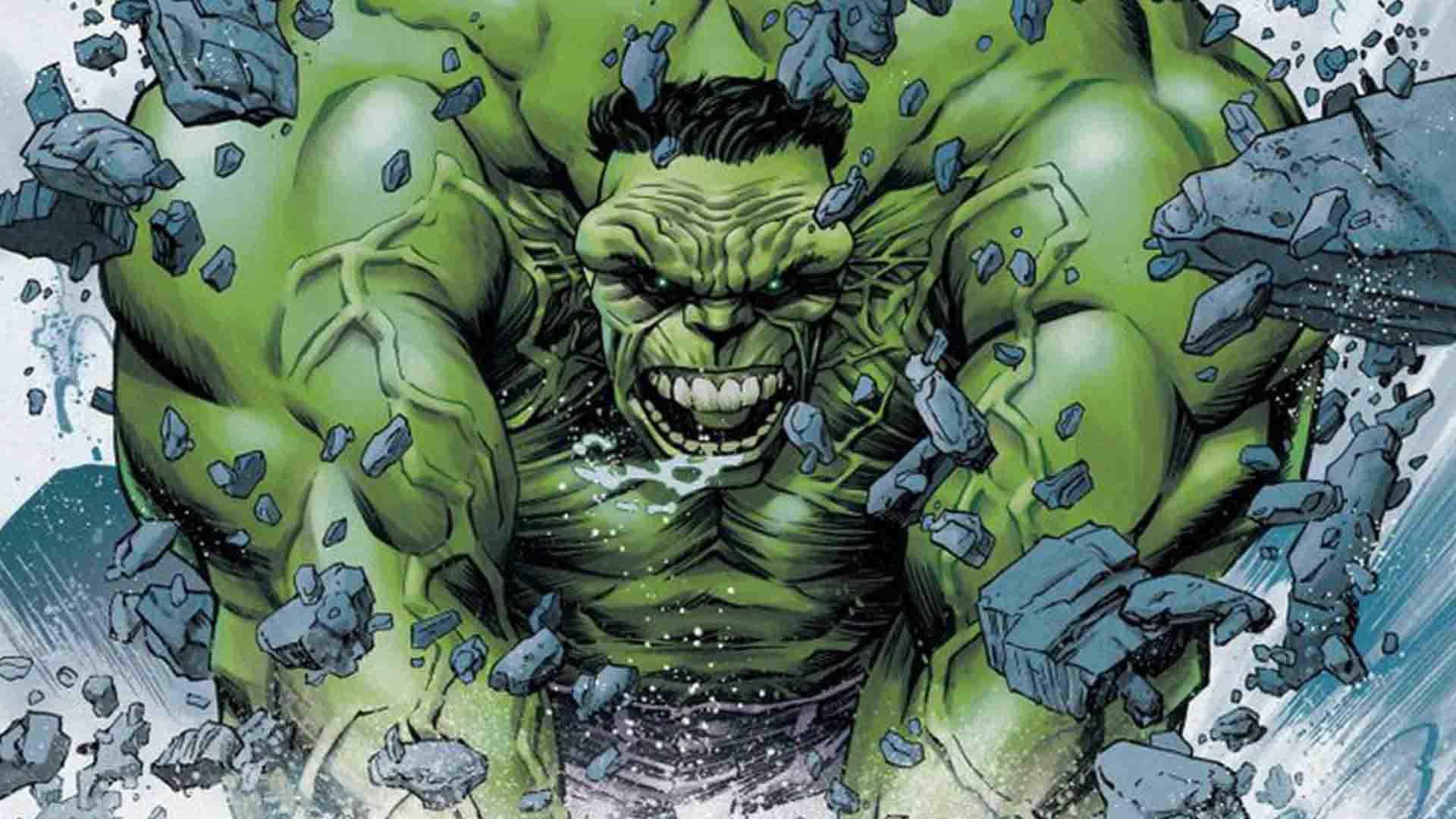 مارول کمیک تک قسمتی Immortal Hulk: Flatline را معرفی کرد