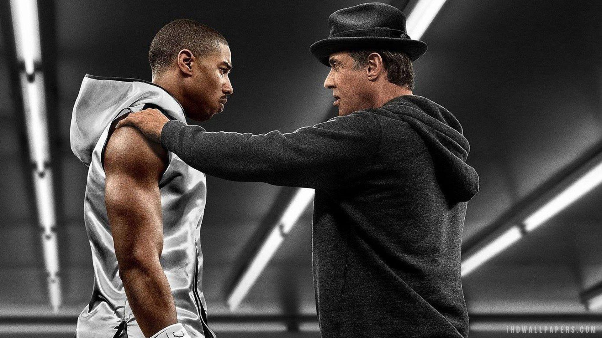 مذاکره مایکل بی. جردن برای کارگردانی فیلم Creed 3