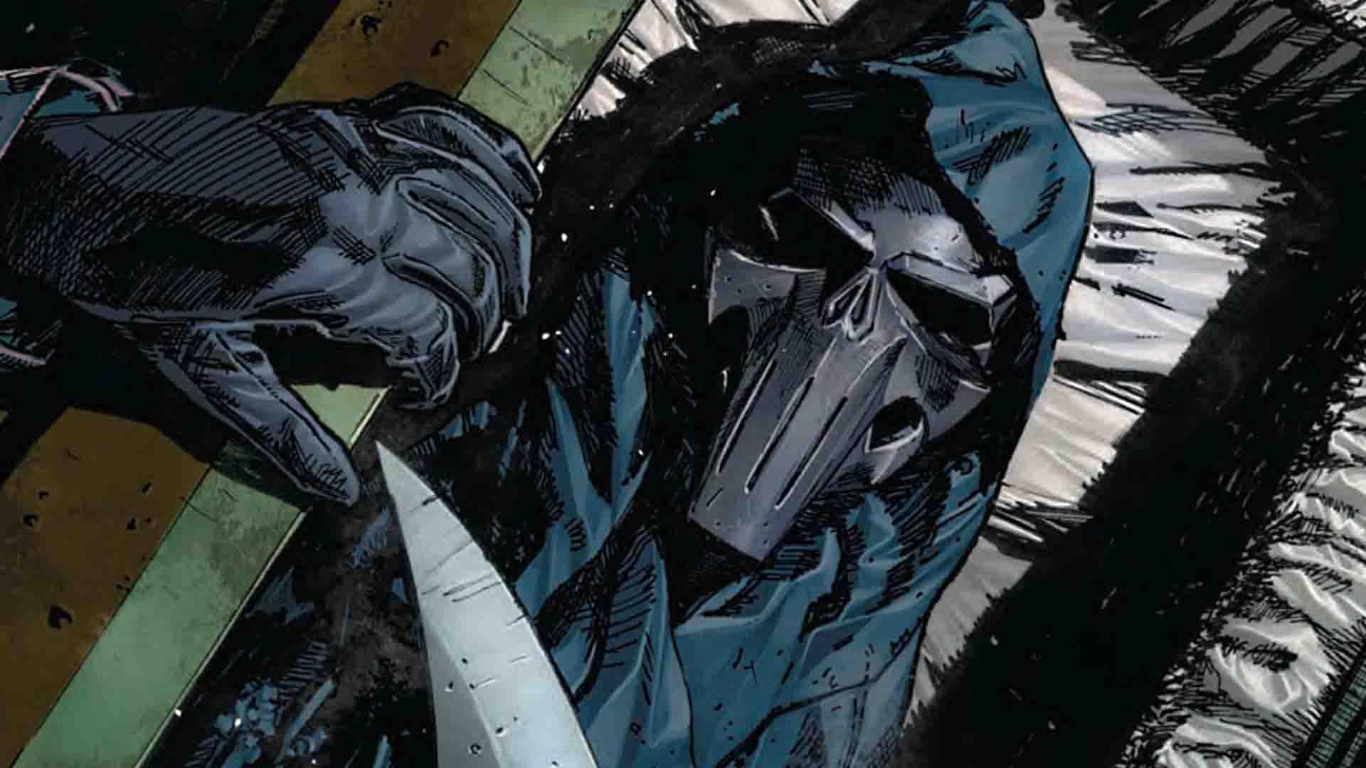 حضور شخصیت فانتازم در سری کتاب کمیک Batman/Catwoman