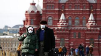 افزایش شمار مبتلایان به کرونا در روسیه