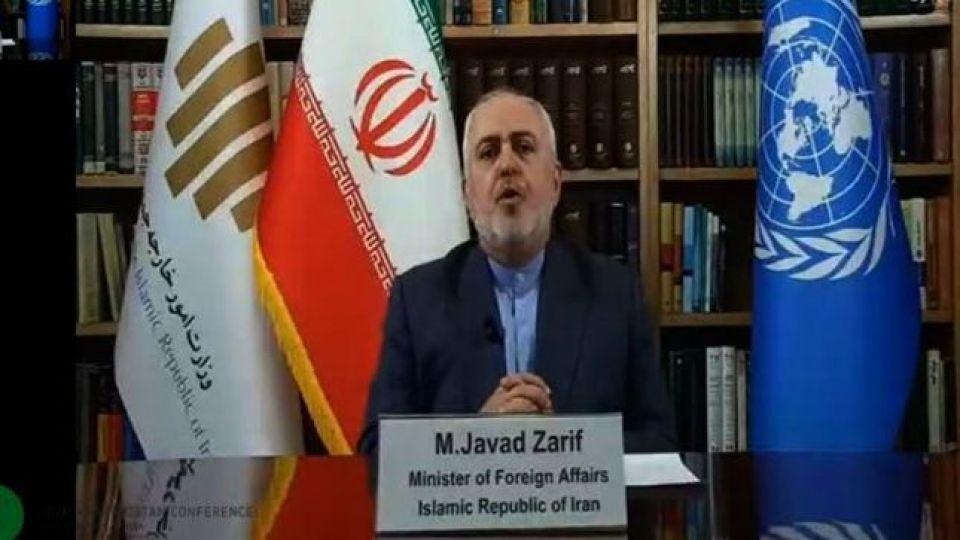 ظریف: جهان مردم افغانستان را بالاتر از ملاحظات دیگر قرار دهد