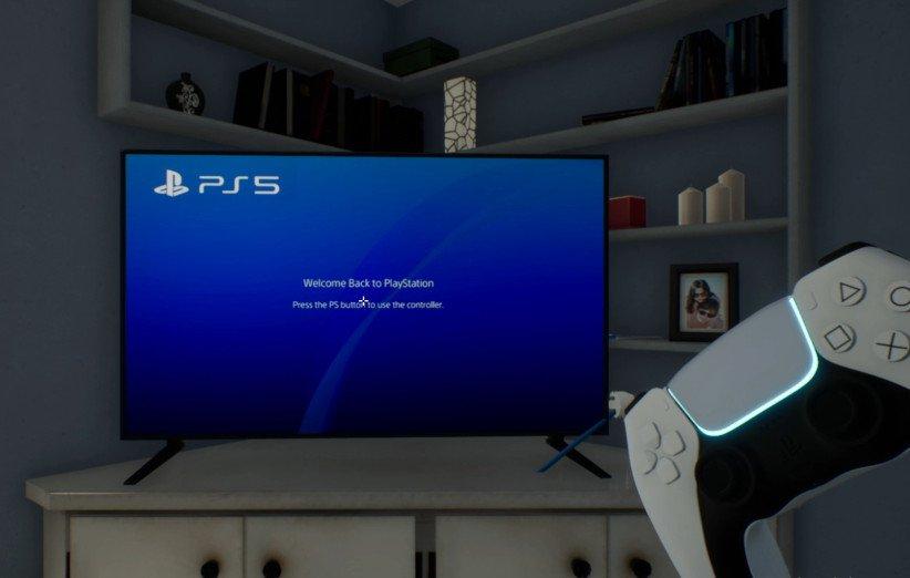 با شبیهساز PS5، کنسول را مجانی به خانه بیاورید