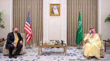 سیگنال واضح عربستان و اسرائیل به تهران و جوبایدن