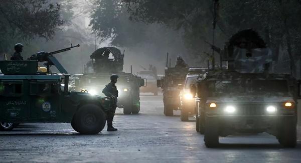 انفجار یک خودرو بمبگذاریشده در زابل افغانستان