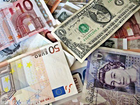قیمت دلار و یورو و سایر ارزها امروز 7 آذرماه