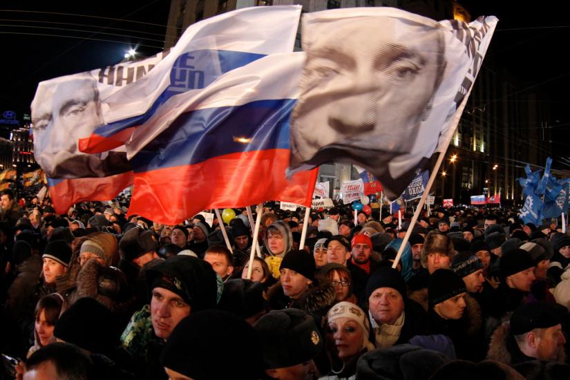 چه با ترامپ چه با بایدن، سیاست روسیه تغییر نمی کند