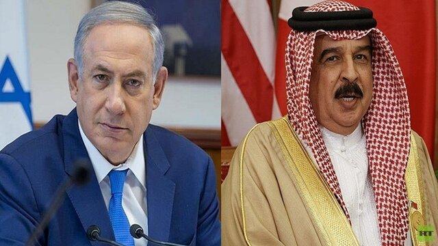 هیئت تجار اسرائیلی به دعوت ملک حمد به بحرین رفت