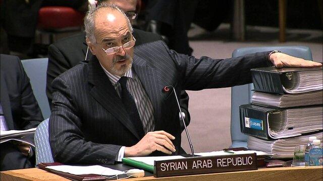 دمشق: آمریکا و ترکیه به حمایت از تروریستهاادامه میدهند