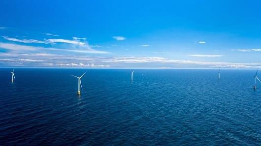 دومین نیروگاه بادی فراساحلی بزرگ جهان آماده بهره برداری شد