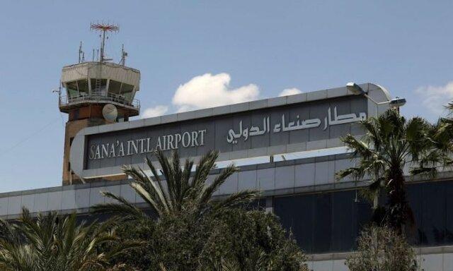حملات ائتلاف سعودی به اطراف فرودگاه صنعا