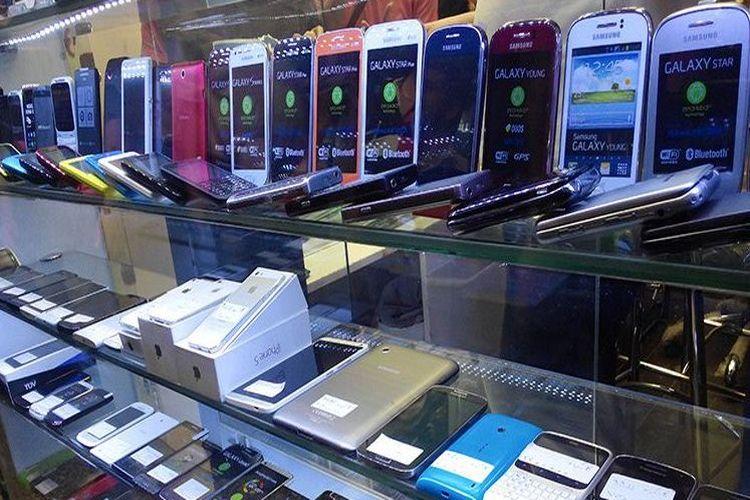 فروش گوشی بدون رجیستری در بازار کماکان خریدار دارد!