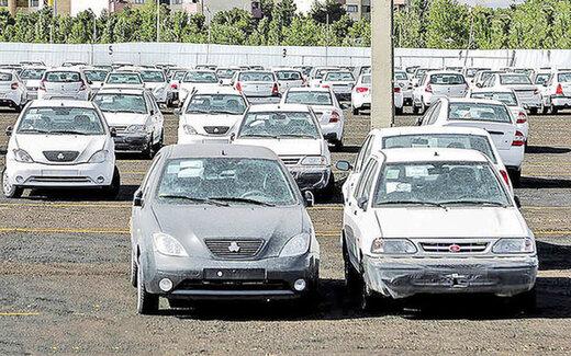 چسبندگی قیمتها در بازار خودرو/ پراید ۱۲۱ میلیون تومانی شد