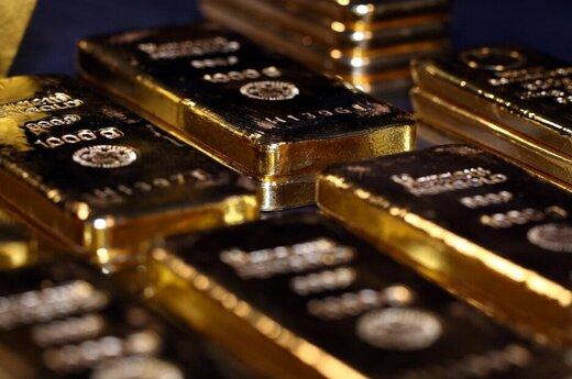 طلا کمی گران شد