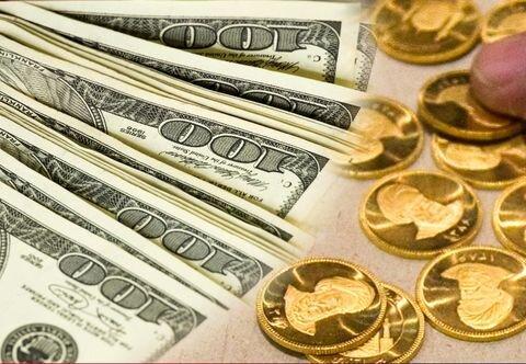 زلزله در بازار ارز و سکه/ ریزش ادامه دارد