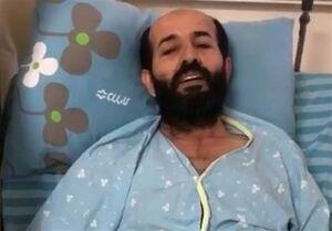 «ماهر الاخرس» اسیر فلسطینی از بند صهیونیستها آزاد شد