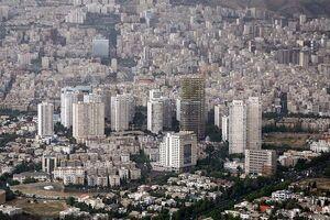 بیشترین ساخت و ساز در تهران در چه سالی بوده است؟