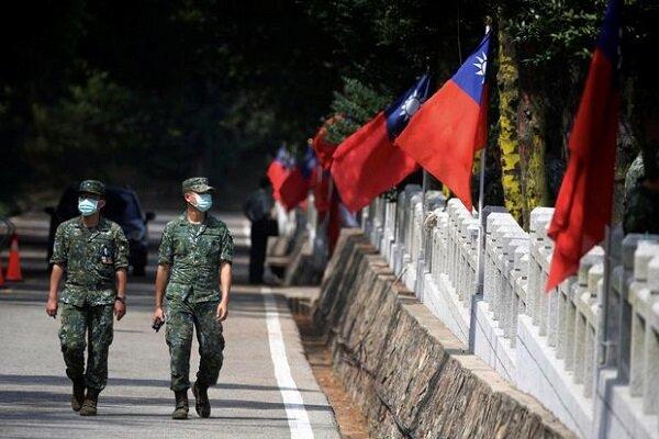 ادعای تایوان درباره ورود ۲ هواپیمای نظامی چین