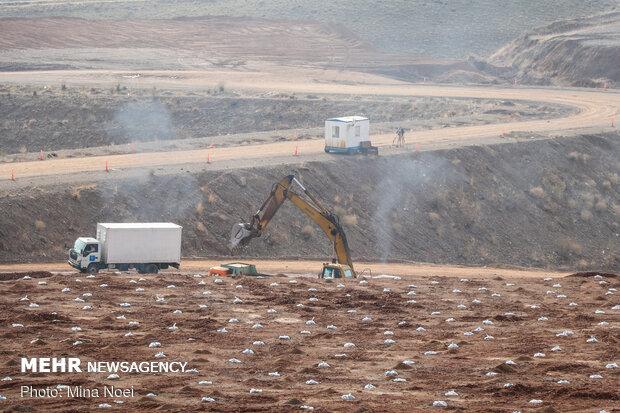 توسعه زیرساختهای خرمشهر و ابادان توسط قرارگاه خاتم