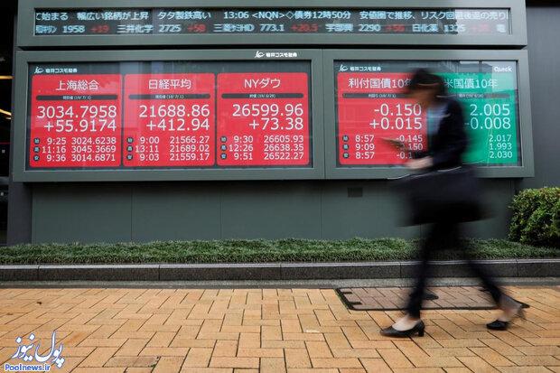 رشد اغلب شاخصهای آسیایی