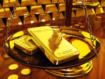 نرخ جهانی طلا به زیر ۱,۸۰۰ دلار بازگشت/ کمترین قیمت طی ۵ ماه گذشته