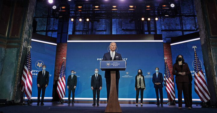 فیچ: بایدن به دنبال احیای رویکرد چندجانبهگرایی در سیاست خارجی خواهد بود
