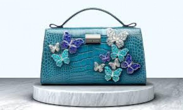 گرانترین کیف دستی زنانه جهان ساخته شد
