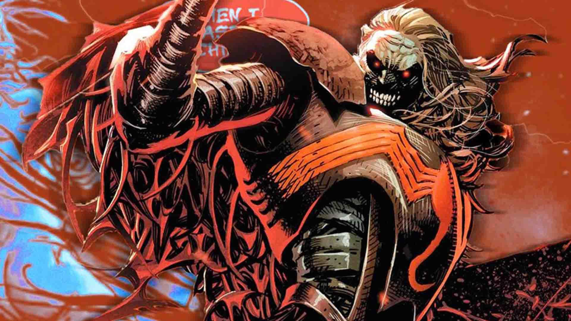 قسمت جدید مجموعه کمیک Venom نقطه ضعف بزرگ نال را مشخص کرد