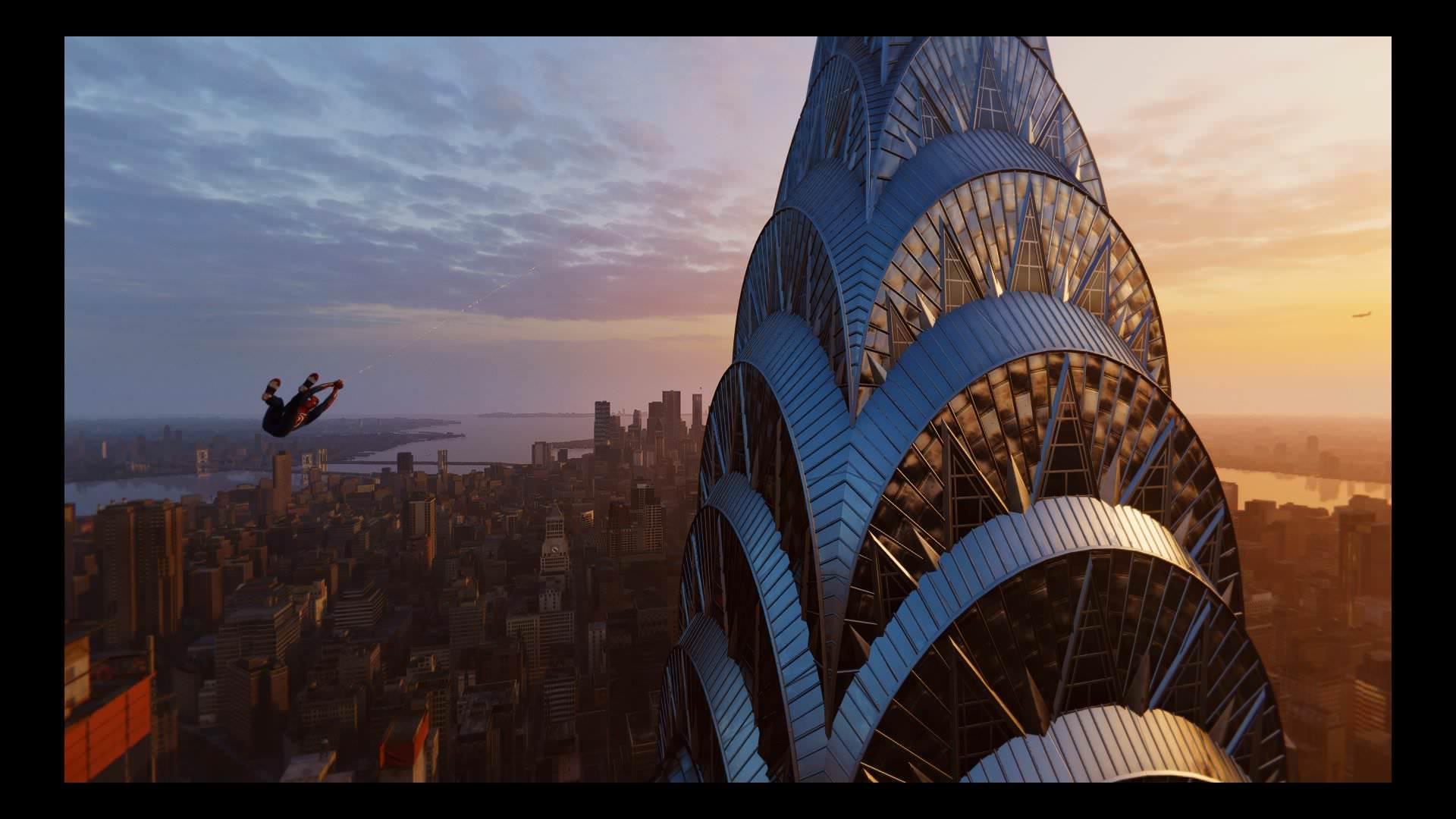 نبودن ساختمان معروف کرایسلر در Spider-Man: Miles Morales بهخاطر مشکل کپیرایت