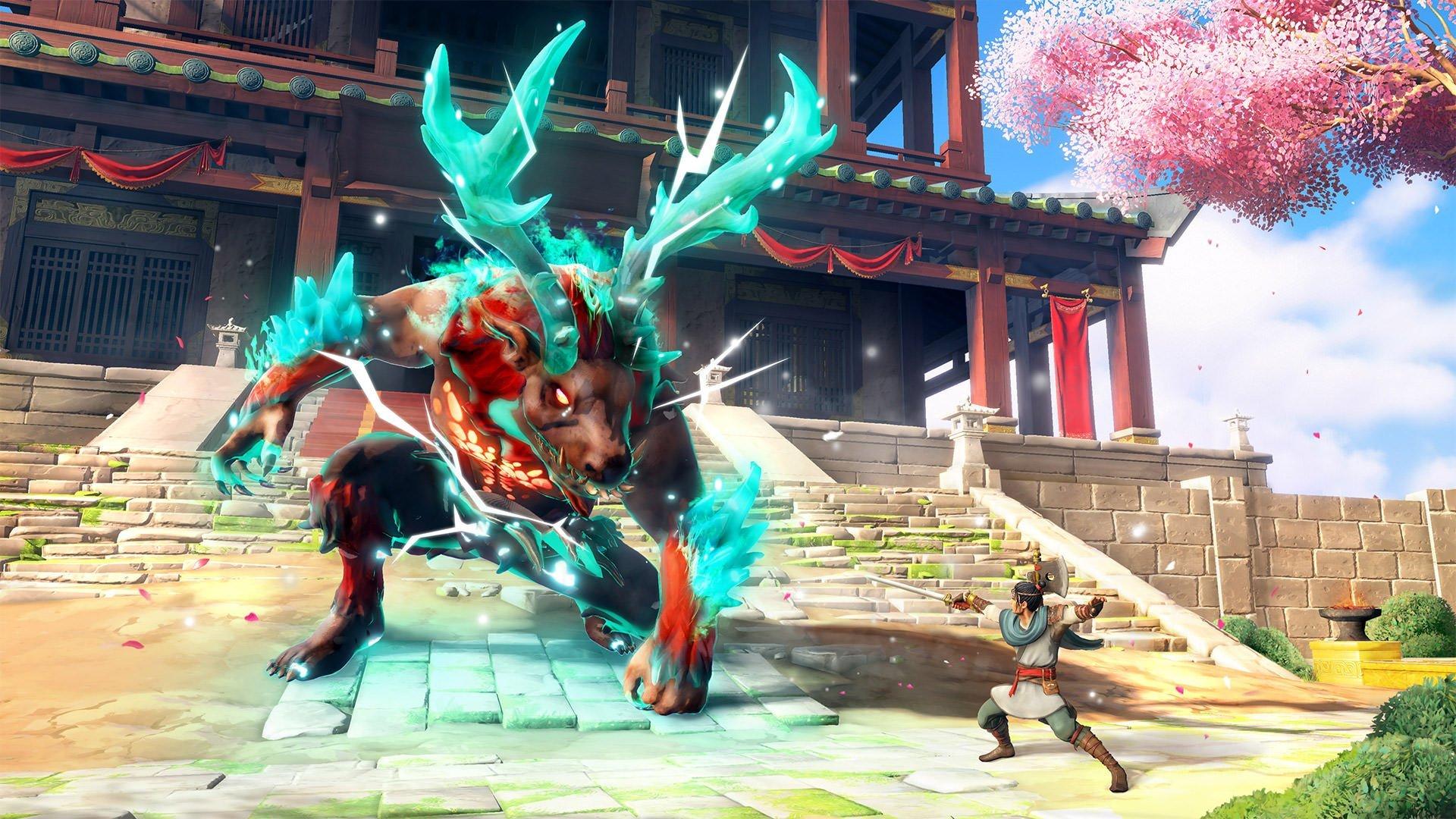 تیزرهای انیمیشینی جدید Immortals Fenyx Rising خبر از انتشار یک تریلر متفاوت میدهند