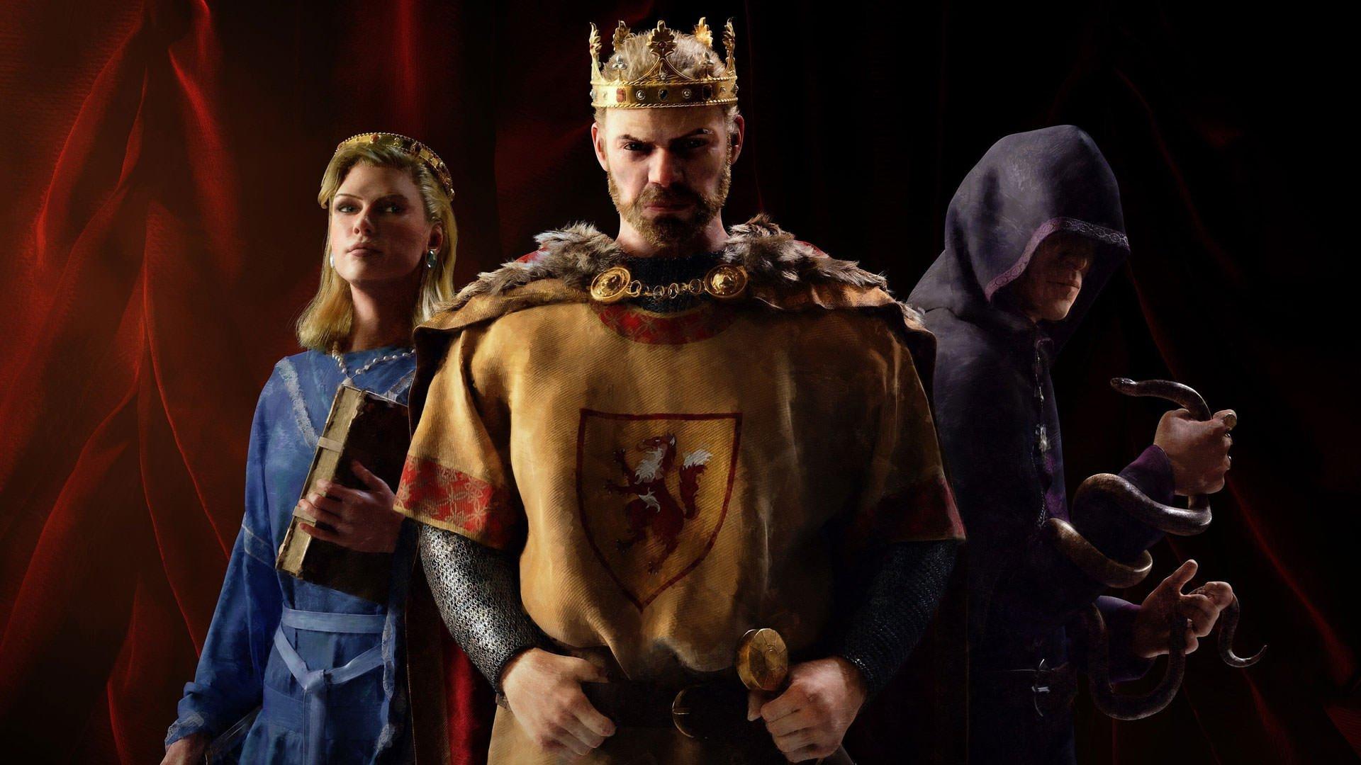 آپدیت جدید Crusader Kings 3 با تغییرات گسترده در بخش ساخت شخصیت منتشر شد