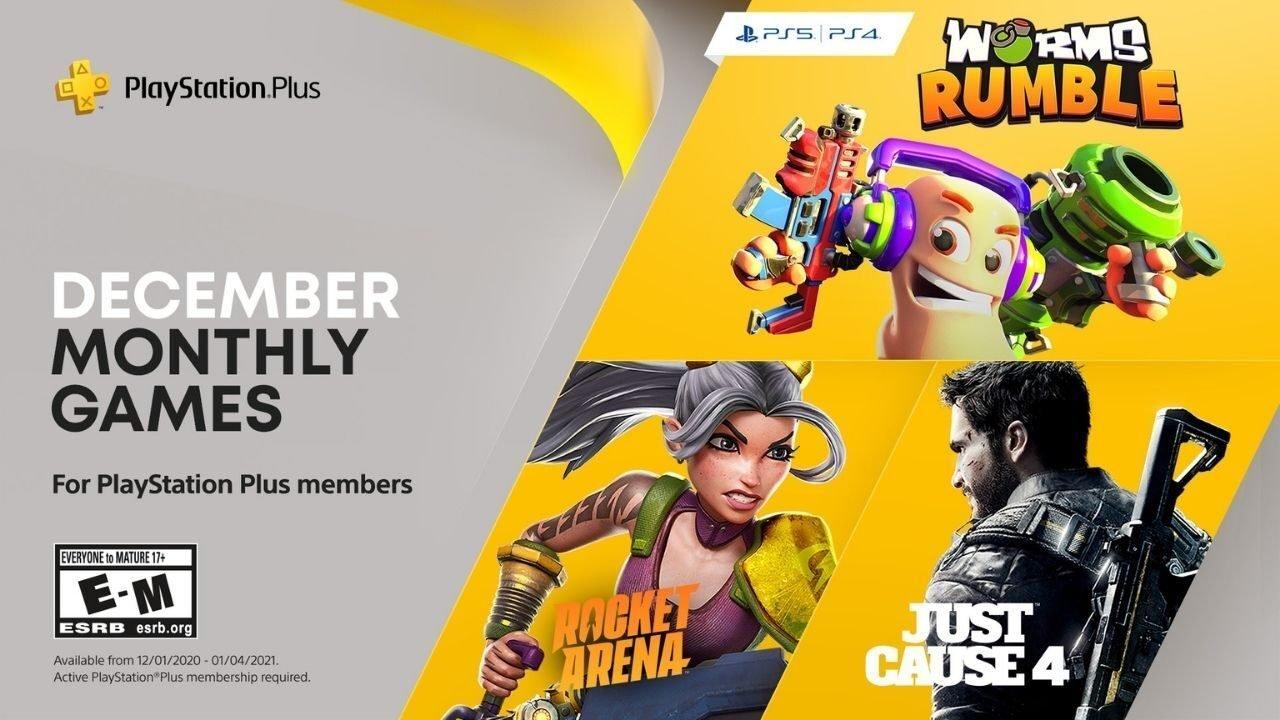 بازیهای رایگان PS Plus برای ماه دسامبر مشخص شدند